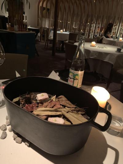 201908-12_たまにはおしゃれなレストランでディナー Dinner in Tokyo