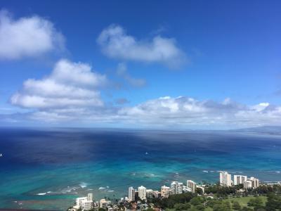 2018 ハワイ 3-ダイヤモンドヘッド