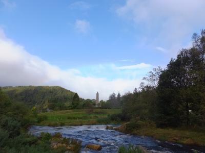 2019秋、緑の国アイルランド8日間**(7)グレンダーロッホ&キルケニーバスツアー