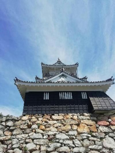 長男と2人旅☆浜松城と楽器博物館