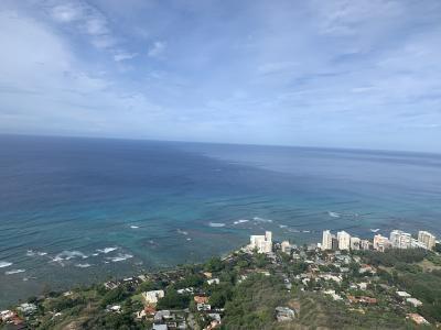 2019夏 ハワイ 3日目アウラニ移動