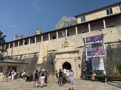 夏旅☆クロアチア・モンテネグロ・スロベニア vol.2 滞在1時間の悲劇のコトル