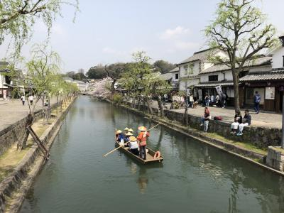岡山城と倉敷歴史地区