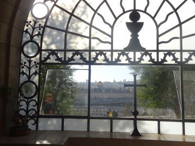 聖書の世界へ☆ヨルダン&イスラエルの旅 Ⅷ エルサレム シオンの丘・オリーブ山編