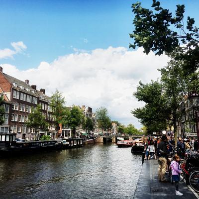 (7)アムステルダム