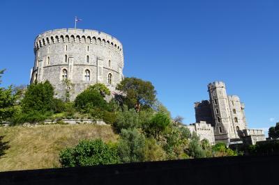 ♪クリッパーでテムズ川を渡る・ウィンザー城を午後訪ねてみた♪9月のパリ・ロンドンひとり旅8泊10日⑧ 7日目