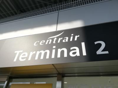 中部国際空港 セントレア第2ターミナルへ