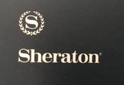 4トラフォトコンテストの賞品でシェラトンホテルに泊まってきました!