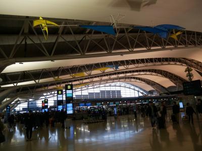 2019-2020年末年始バルセロナ&マヨルカ島 その1 初めての海外発券でまずはソウルへ