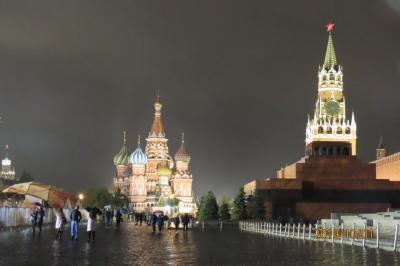 華麗なるロシアは、チャイニーズでカオスでした。