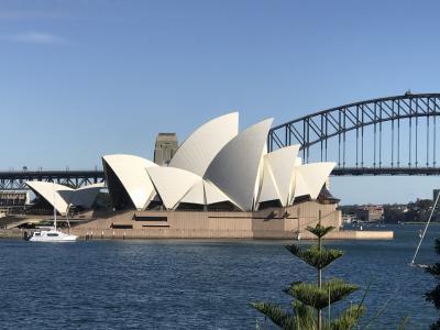 オーストラリア家族旅行2019夏 ④シドニー観光