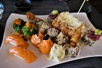 魅惑のシチリア×プーリア♪ Vol.669 ☆ブリンディジ:話題の人気寿司店「Sushiro」爆笑ランチ♪