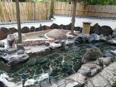 廣澤寺温泉 玉翠楼 で立ち寄り湯