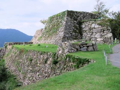 天空の城・竹田城跡を訪ねる旅