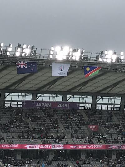 ~2019年 ラグビーワールドカップ ニュージーランド戦 ~