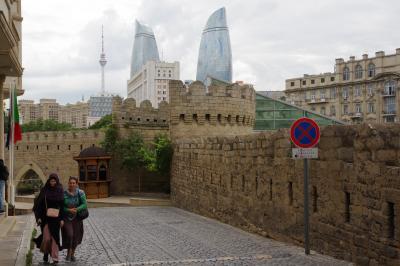 コーカサスの旅(アゼルバイジャン)