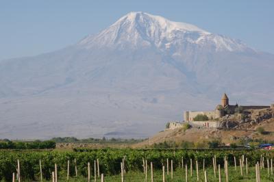 コーカサスの旅(アルメニア)