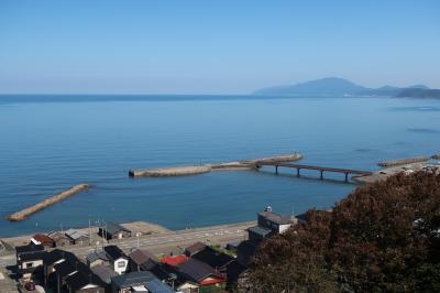 日本海を眺めに新潟へ<後編>にいがた景勝百選1位☆出雲崎「妻入りの街並み」