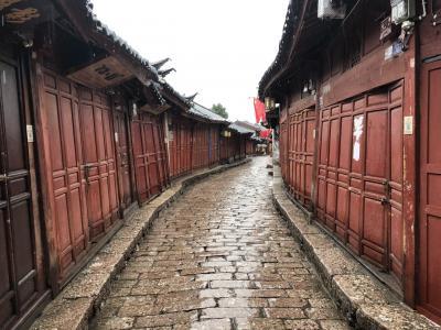 Part2: 麗江古城 街散策。