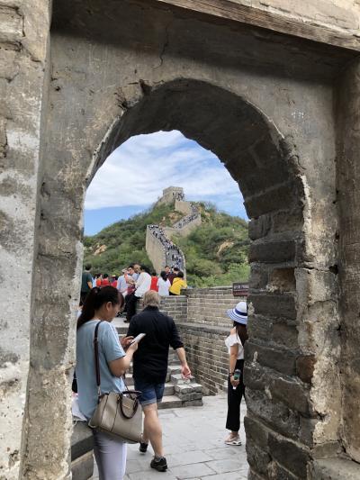3泊4日北京旅行 2日目後半 ~いよいよ万里の長城へ、そして最後は足裏マッサージ~