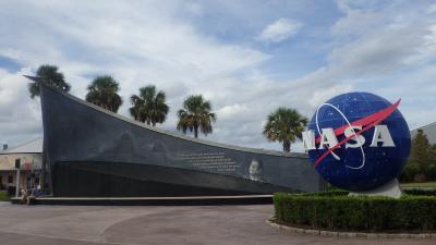 NASA ケネディ宇宙センター ディズニーワールド