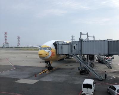 2019夏 タイ(バンコク・スコータイ)旅行記(1)XW便レビュー&バンコク観光