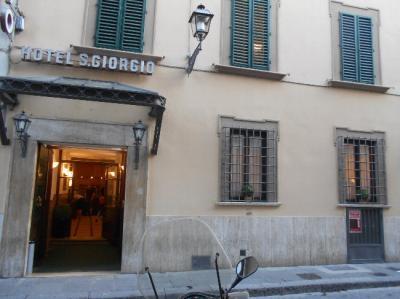 ミラノ周辺、二人旅-6、フィレンツェ街歩き