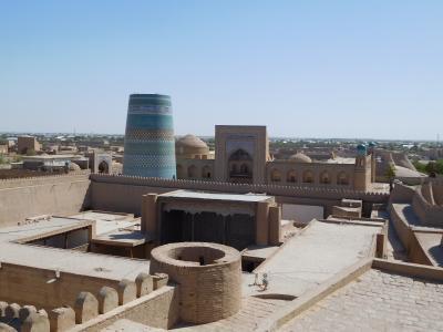 ウズベキスタン旅行記 2
