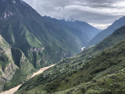 Part3-1: 虎跳峡トレッキング(前半戦): 秘境の絶景を目指して。