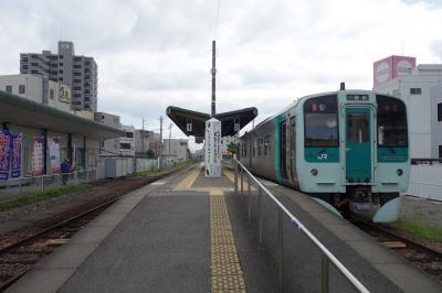 四国鉄道一周旅 (2) 鳴門線・徳島線で阿波池田へ