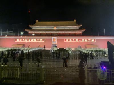 お仕事で上海、鄭州、石家荘、そして北京へ 2019  最終章