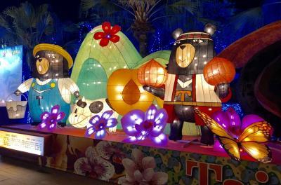 台湾燈會在屏東2019.2月「我屏東我驕傲」ランタンフェスを見尽くす旅!①1日目、初の関空から出発、高雄着。