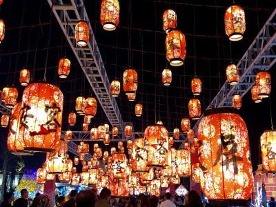 台湾燈會在屏東2019.2月「我屏東我驕傲」ランタンフェスを見尽くす旅!②2日目、3日目