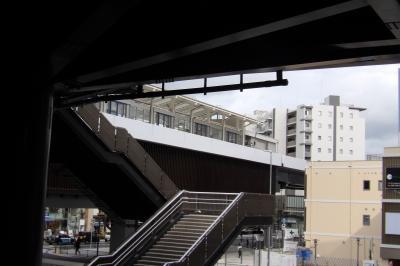 金沢シーサイドライン線金沢八景駅