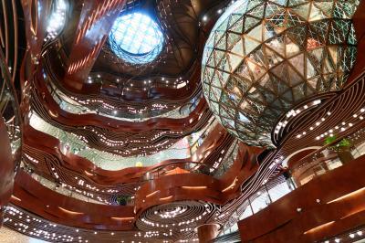 香港★新しくオープン!話題のK11 MUSEAへ ~K11 MUSEA・星光大道~
