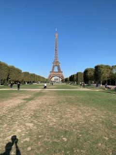 アヴィニョンで結婚式のついでにパリ旅行2
