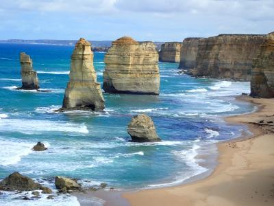 オーストラリア メルボルンから2週間、キャンプ、レンタカー旅 1 グレートオーシャンロード