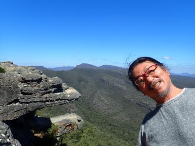 オーストラリア メルボルンから2週間、キャンプ、レンタカー旅 2 グランピア国立公園へ