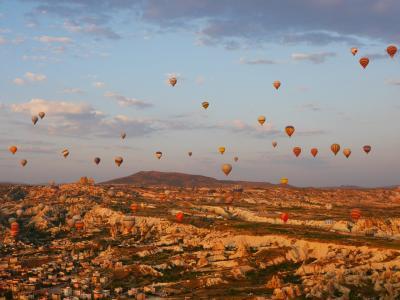 想像以上に楽しめたトルコ