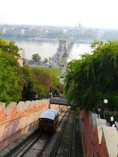夏のハンガリーへ ドナウの真珠・ブダペストですごす5泊7日(5)がっつり観光の3日目【ブダ地区(朝)編】