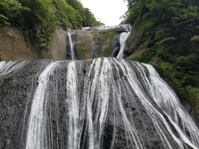 18きっぷの旅 袋田の滝へ
