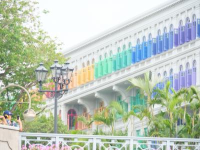 ワイルドフラワー咲く西オーストラリア9日間 その7 (シンガポール中華街とオシャレホテル)