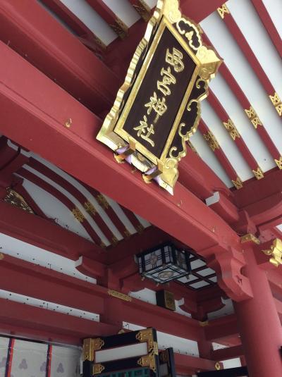 西宮神社にて七五三のお参り