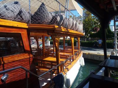 暮らすようにトルコを旅する7(gumusluk ボドルム )