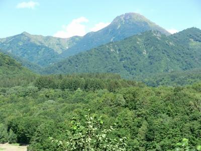 妙高戸隠連山国立公園のダム