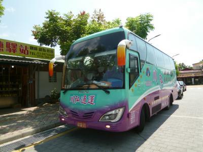 ⑥花蓮・太魯閣・梨山・合歓山バス旅行 2019/10/05-07