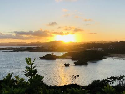 2019年9月 台風の沖縄へ。。。ANAインターコンチネンタル万座リゾート泊 ④