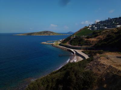 暮らすようにトルコを旅する8(gumusluk yalkavak)