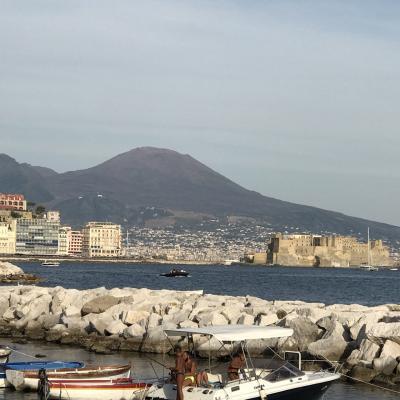 香港経由でイタリアの夏旅2019 ローマ入りしてすぐにナポリ編