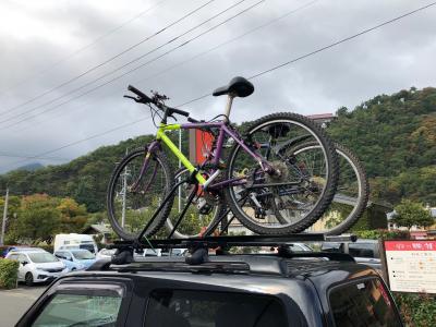 上山田温泉でサイクリング その1 まずは上田へ。